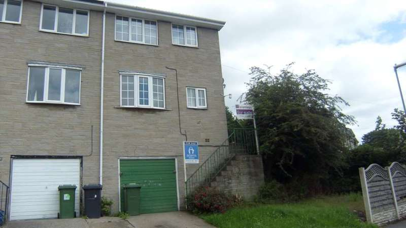 3 Bedrooms Semi Detached House for sale in Lowcliffe Walk, Heckmondwike
