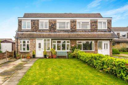 4 Bedrooms Semi Detached House for sale in Newgate Road, Sale, Greater Manchester, Cheshire