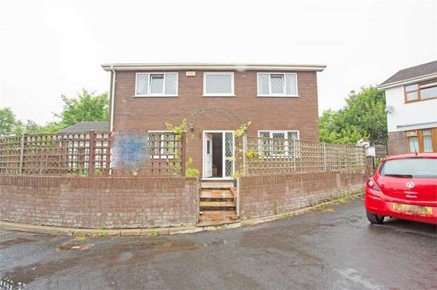 4 Bedrooms Detached House for sale in Cefn Parc, Neath, West Glamorgan