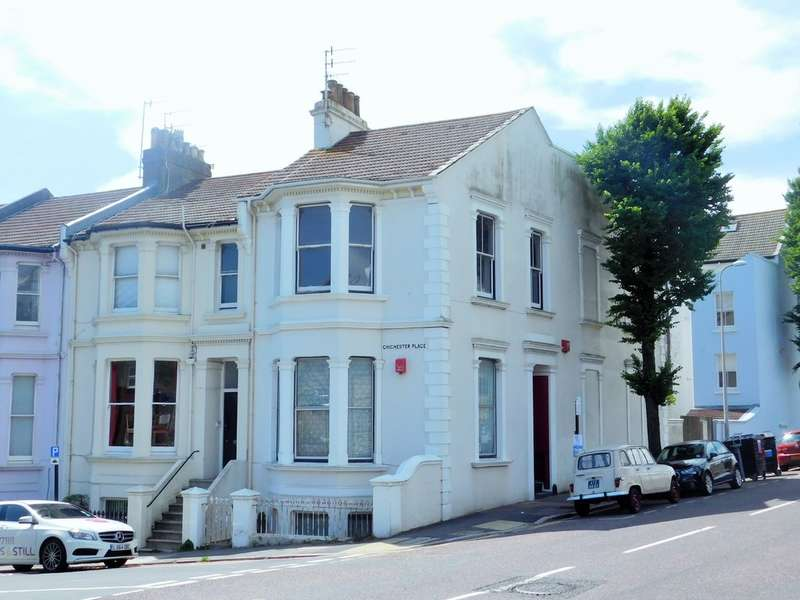 2 Bedrooms Maisonette Flat for sale in Chichester Place, Brighton