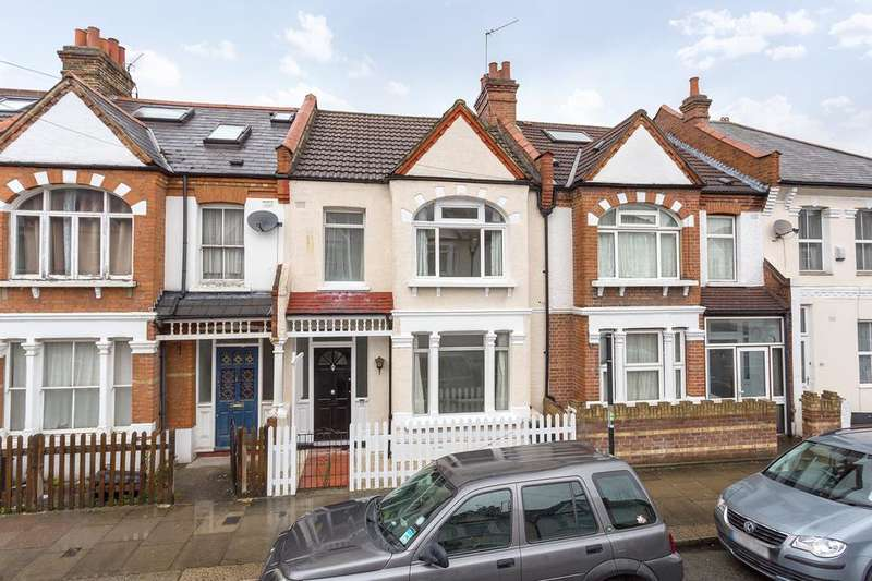 3 Bedrooms Terraced House for sale in Valnay Street, London SW17
