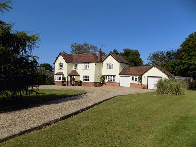 5 Bedrooms Detached House for sale in Fairview, originally a circa 1930's property, is a comfortable country retreat, set in a seven acre plot in a rural location. Featuring five bedrooms,