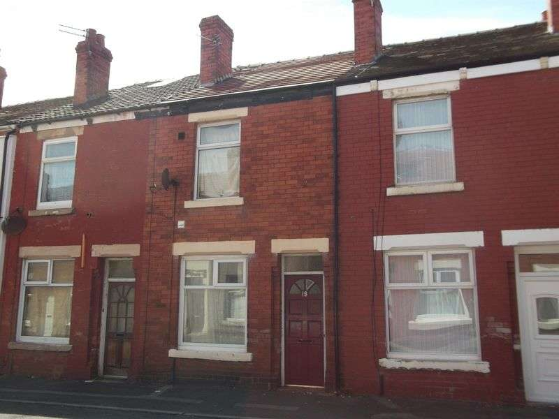 2 Bedrooms Terraced House for sale in Frederick Street, Blackpool