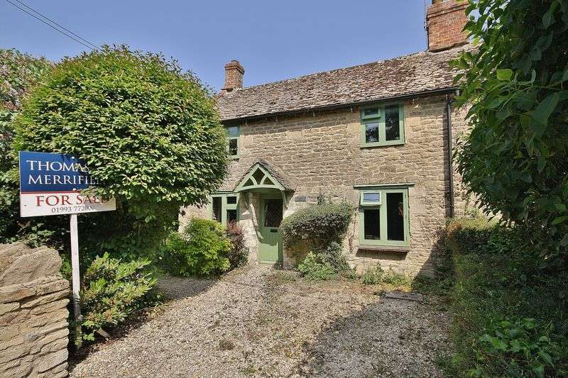 3 Bedrooms Cottage House for sale in BAMPTON, Pear Tree Cottage, Aston Road OX18 2AG
