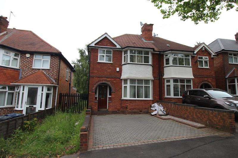 3 Bedrooms Property for sale in Woodford Green Road, Hall Green, Birmingham