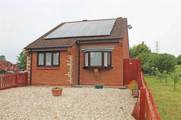 2 Bedrooms Detached Bungalow for sale in Damson Way, Bewdley, Worcestershire