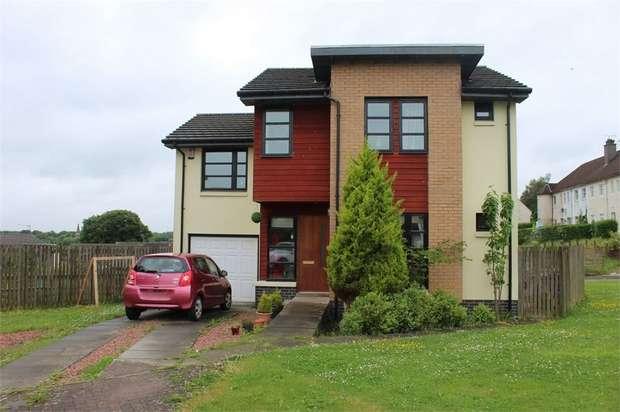 4 Bedrooms Detached House for sale in Braehead, Lochwinnoch, Renfrewshire