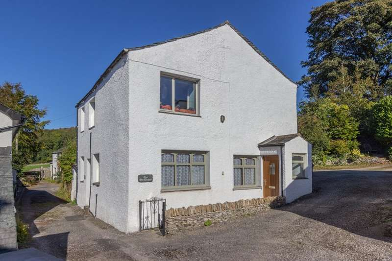 2 Bedrooms Ground Flat for sale in 4 The Old Chapel, Old Chapel Lane, Levens