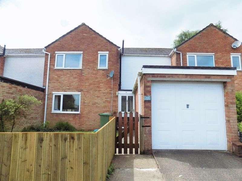3 Bedrooms Terraced House for sale in Gruffydd Drive, Caerphilly