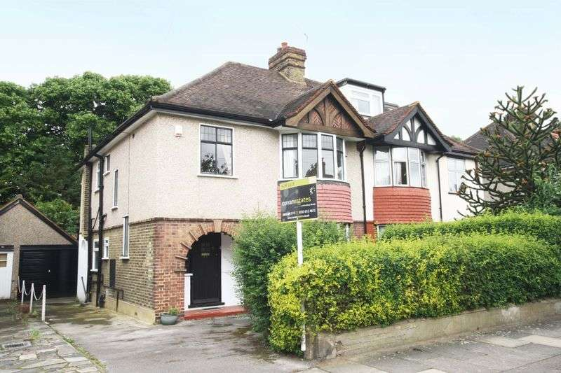 4 Bedrooms Semi Detached House for sale in Canberra Road, Charlton