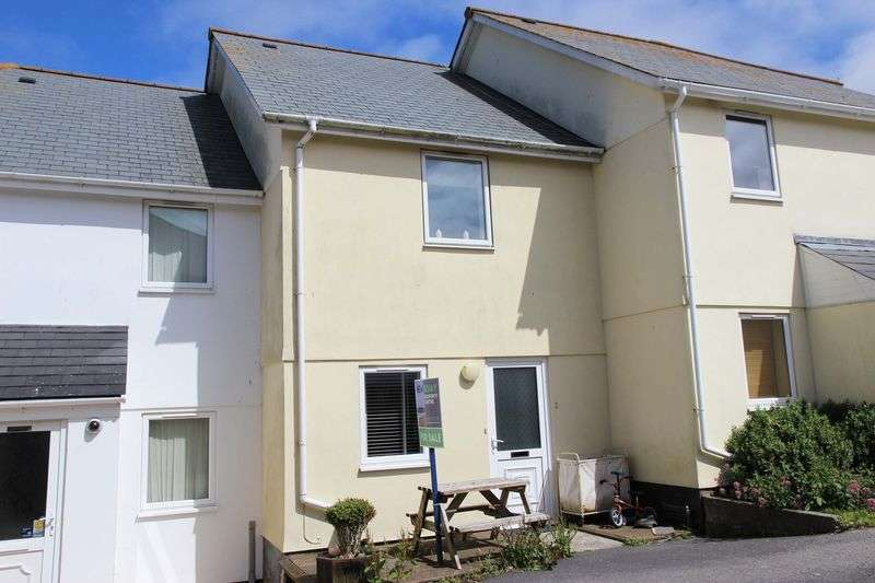 2 Bedrooms Terraced House for sale in St Pirans Court, Newquay