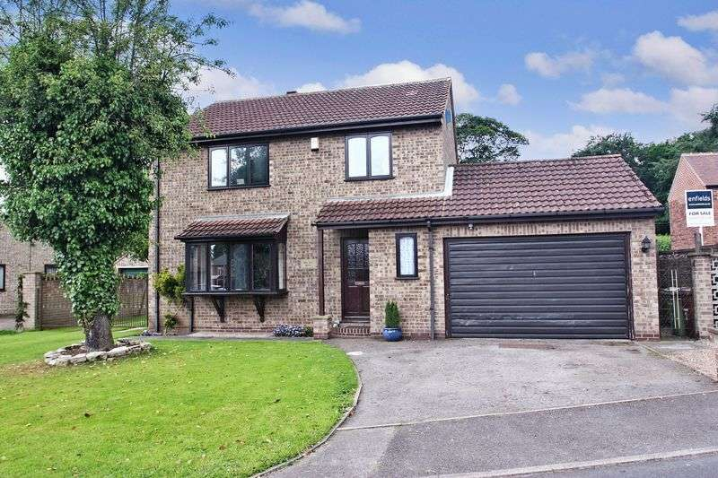 4 Bedrooms Detached House for sale in Hollingworth Lane, Knottingley
