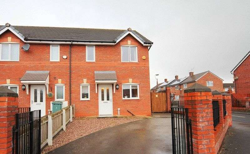 3 Bedrooms Terraced House for sale in Lee Park Avenue, Belle Vale, Liverpool, L25