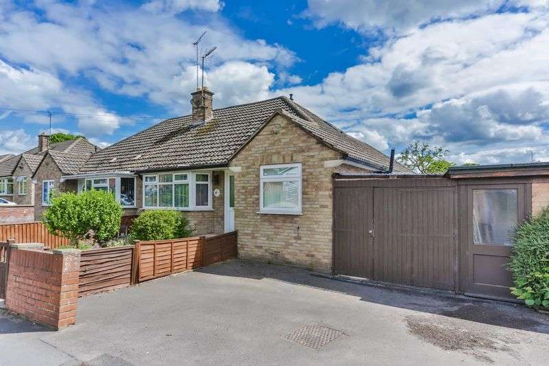 3 Bedrooms Bungalow for sale in Hatherley Lane, Cheltenham