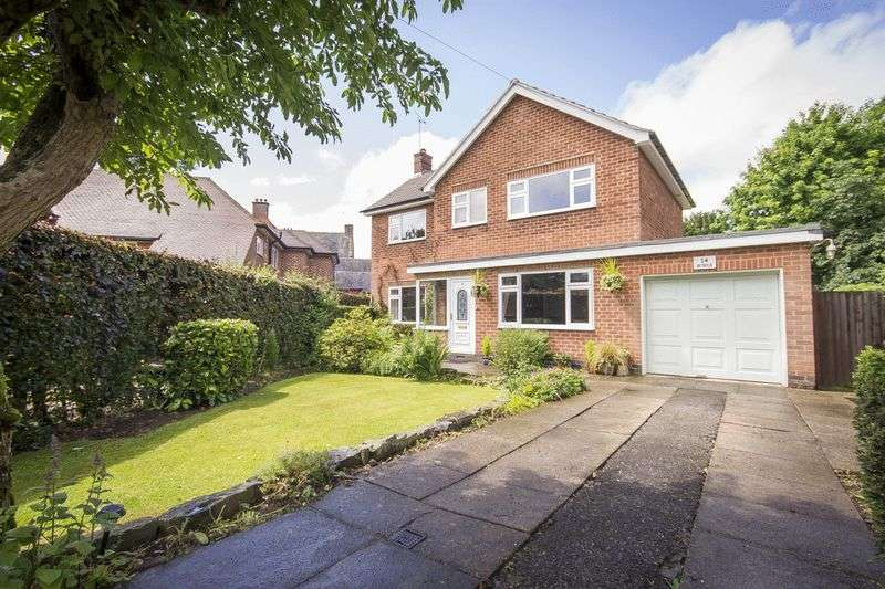 3 Bedrooms Detached House for sale in CHURCH LANE, KIRK LANGLEY