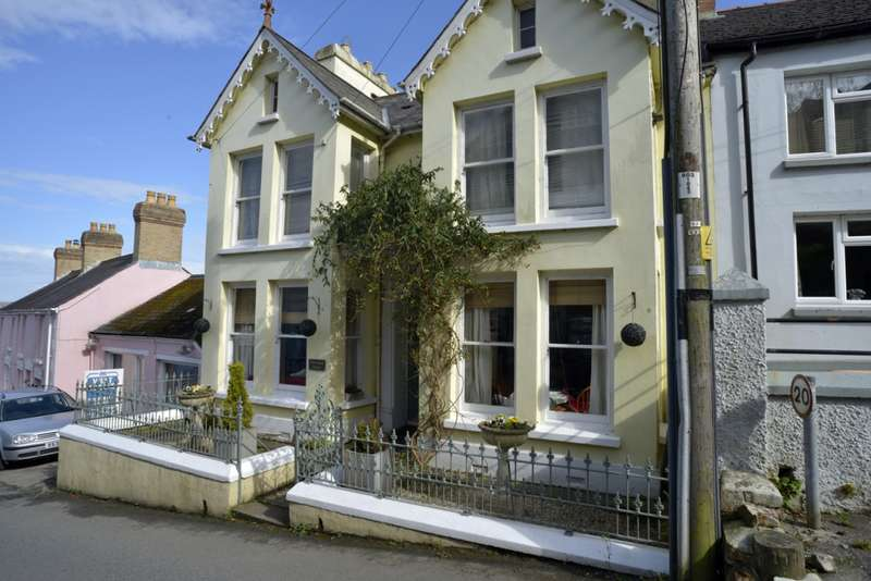 4 Bedrooms End Of Terrace House for sale in High Street, St Dogmaels, Pembrokeshire, SA43