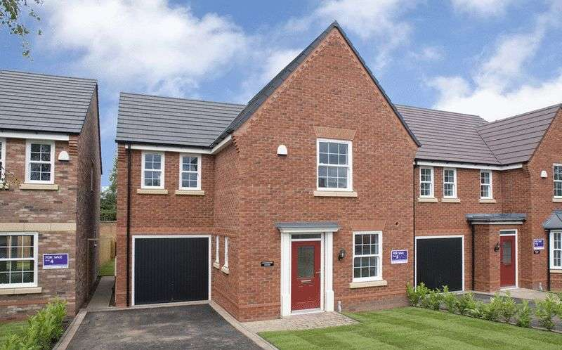 3 Bedrooms Detached House for sale in Plot 3 The Greyhound, Swindon