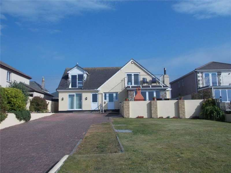4 Bedrooms Detached Bungalow for sale in Riviere Towans, Phillack, Hayle