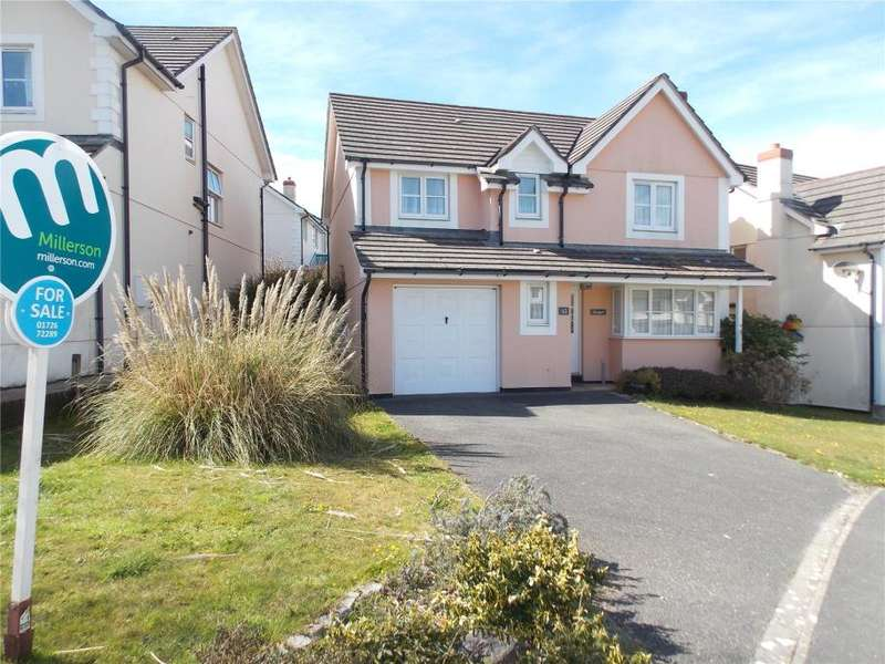 4 Bedrooms Detached House for sale in Hill Hay Close, Fowey