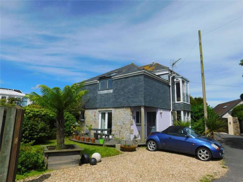 4 Bedrooms Detached House for sale in Wheal Speed, Carbis Bay, St Ives