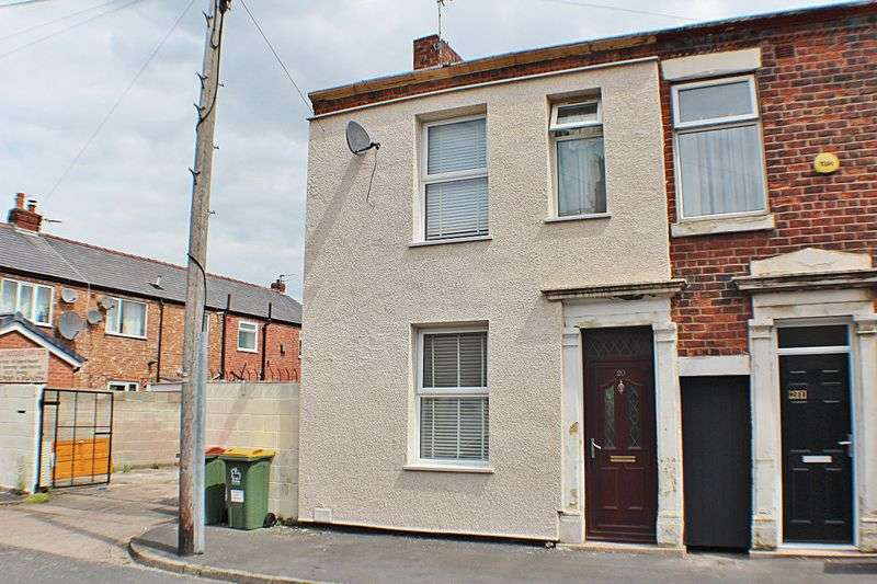 3 Bedrooms House for sale in Eccles Street, Preston