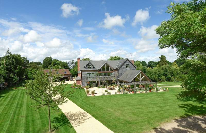 5 Bedrooms Equestrian Facility Character Property for sale in Horsham Road, Steyning