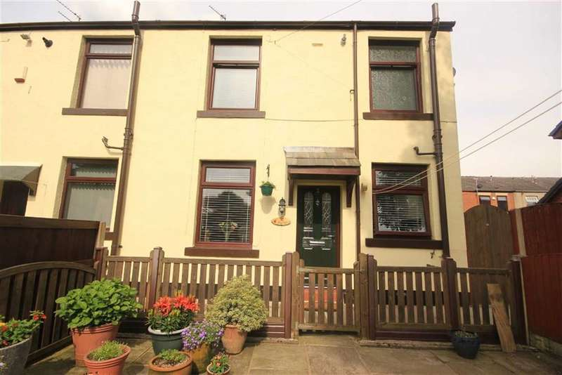 1 Bedroom Property for sale in Air Hill Terrace, Meanwood, Rochdale