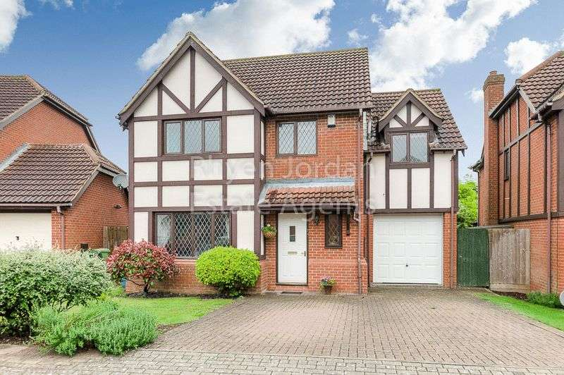 4 Bedrooms Detached House for sale in Shenley Brook End, Milton Keynes
