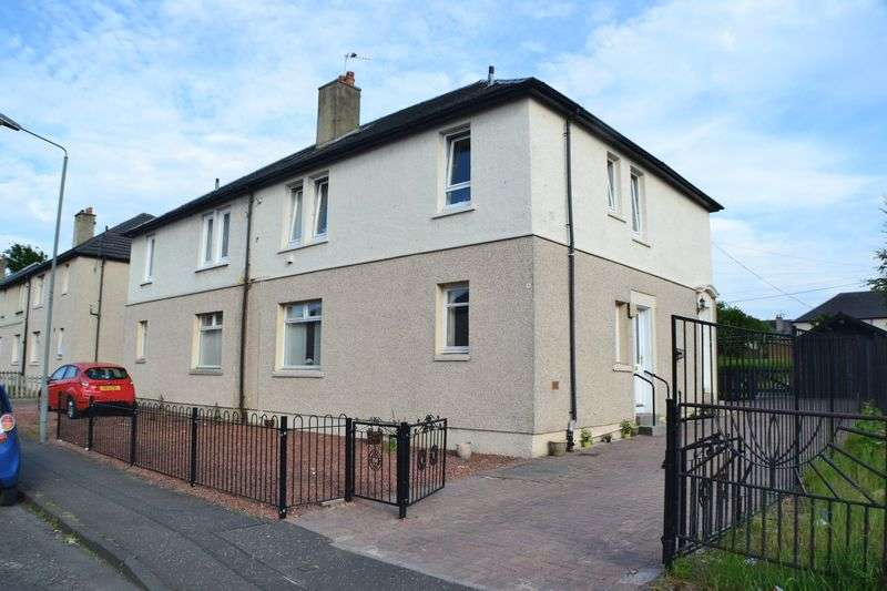 2 Bedrooms Flat for sale in Haugh Street, Falkirk