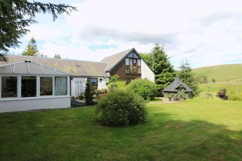 4 Bedrooms Detached House for sale in Badlieu , Tweedsmuir, Biggar