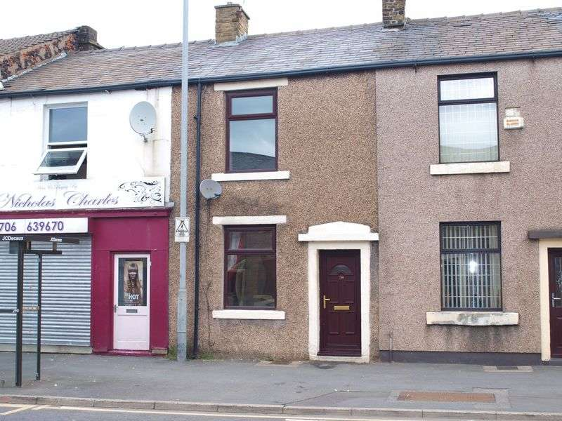 1 Bedroom Terraced House for sale in Rochdale Road, Firgrove, OL16 3BD