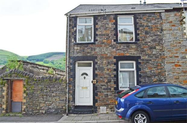 3 Bedrooms End Of Terrace House for sale in Napier Street, Mountain Ash, Mid Glamorgan