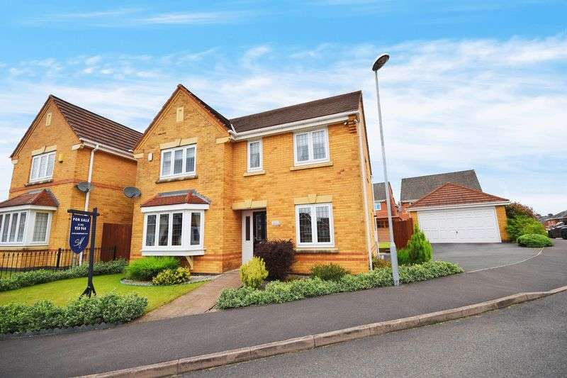 4 Bedrooms Detached House for sale in Gainsmore Avenue, Norton Heights