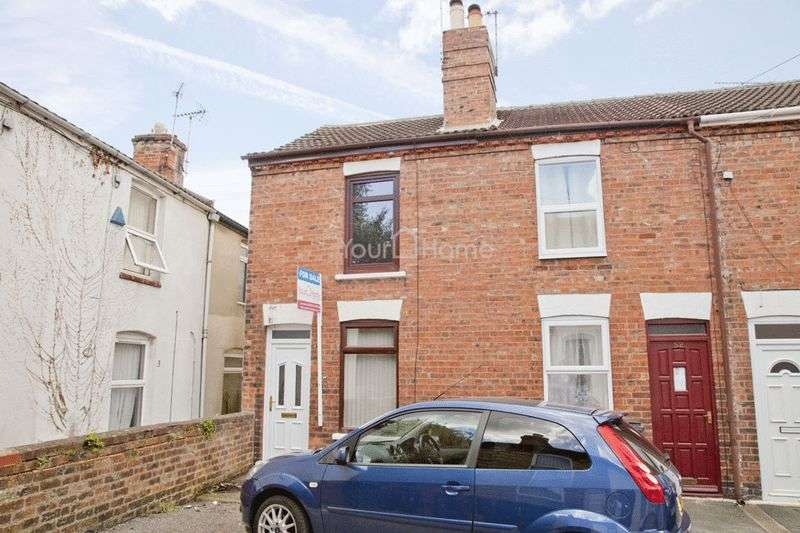 2 Bedrooms Terraced House for sale in Milton Street, Lincoln. LN5 8PU