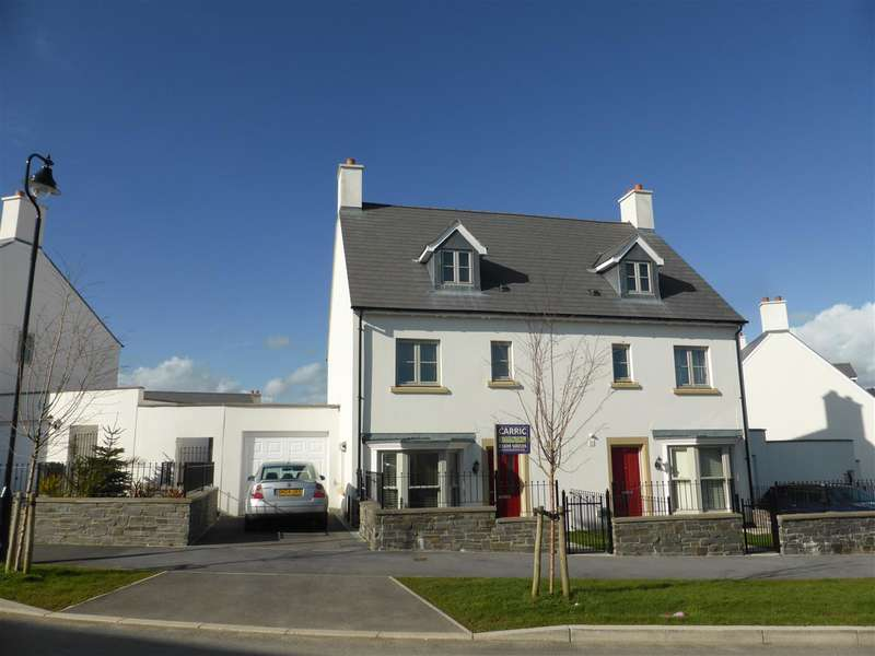 4 Bedrooms Semi Detached House for sale in 26 Heathland Way Coed Darcy Llandarcy, Neath