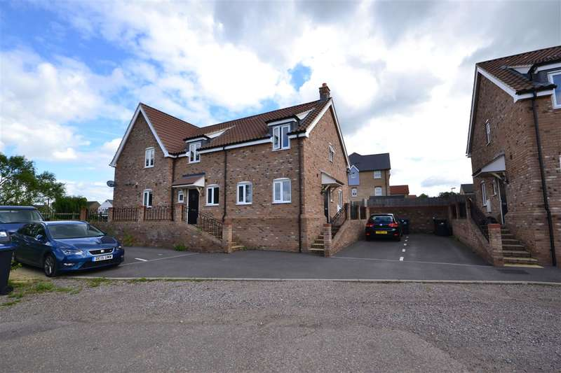 2 Bedrooms End Of Terrace House for sale in Angle Common, Soham