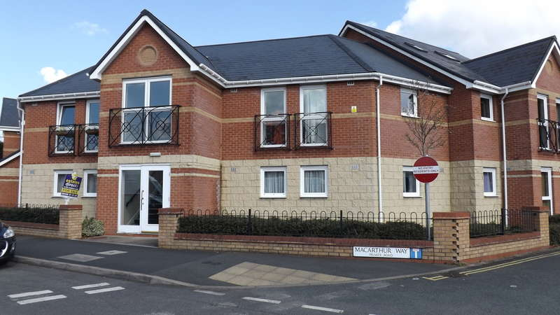 1 Bedroom Apartment Flat for sale in Goddard House, Minster Road, Stourport-On-Severn, Stourport-On-Severn, Worcestershire, DY13