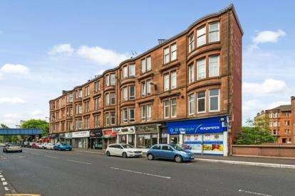 2 Bedrooms Flat for sale in Kilmarnock Road, Shawlands, Glasgow