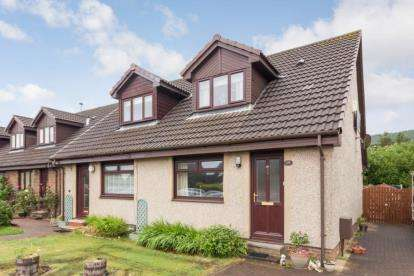 2 Bedrooms Semi Detached House for sale in Marine Court, Fairlie