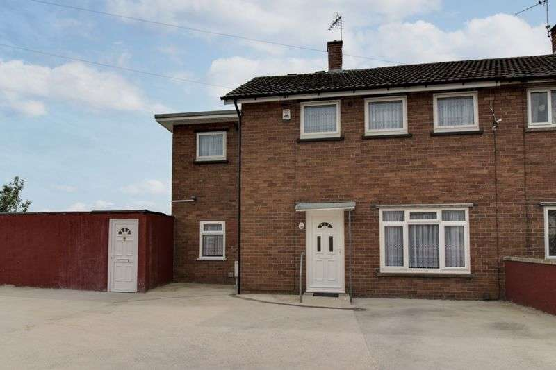 3 Bedrooms Semi Detached House for sale in Aberthaw Road, Newport