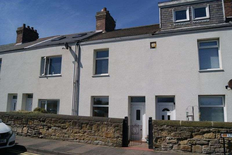 2 Bedrooms Terraced House for sale in Unity Terrace, Blyth