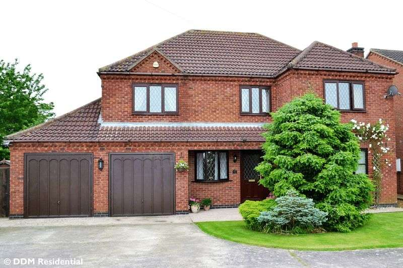 4 Bedrooms Detached House for sale in 28 Grayingham Road, Kirton Lindey