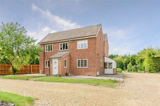 4 Bedrooms Detached House for sale in Cambridge Road, Melbourn, Royston, Cambridgeshire