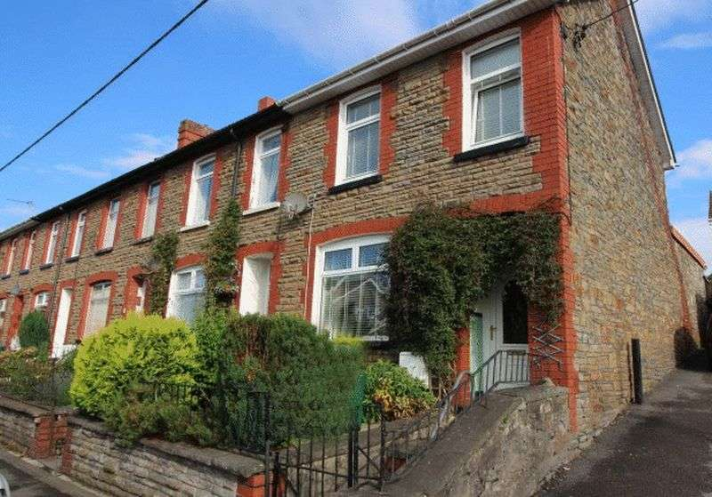 3 Bedrooms Terraced House for sale in Llest Terrace,Llantwit Fardre, Pontypridd, CF38 2HH