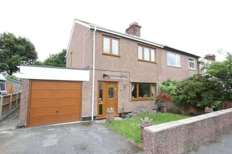 3 Bedrooms Semi Detached House for sale in Mostyn Avenue, Lower Heswall, Wirral