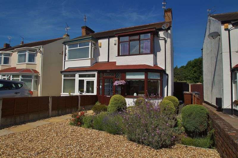 3 Bedrooms Semi Detached House for sale in Lynton Drive, Hillside
