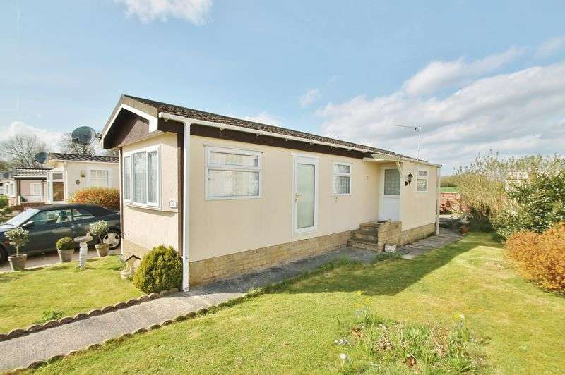 2 Bedrooms Detached Bungalow for sale in Greenacres Park, Meysey Hampton, Gloucestershire.