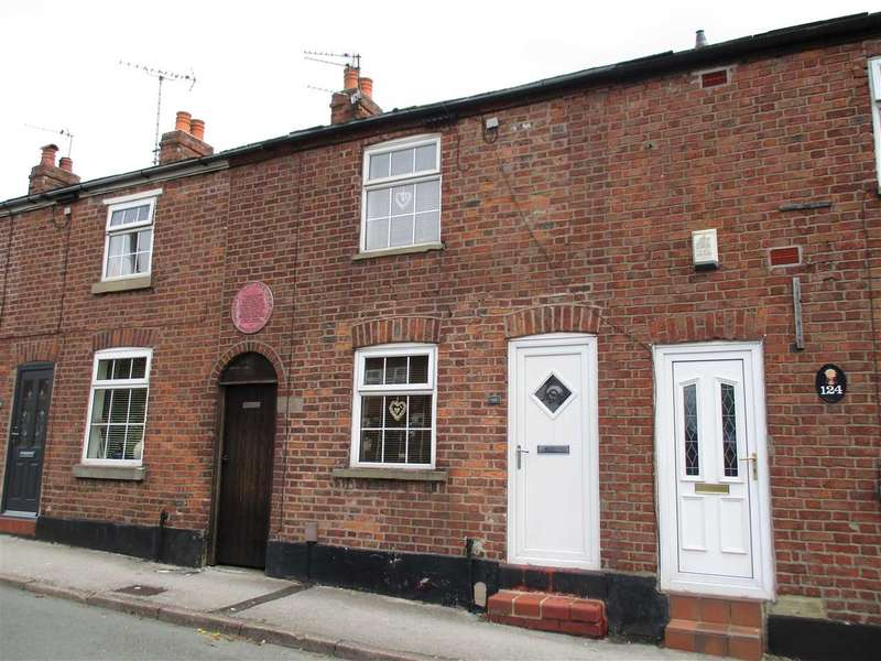 2 Bedrooms Terraced House for sale in Black Road, Macclesfield