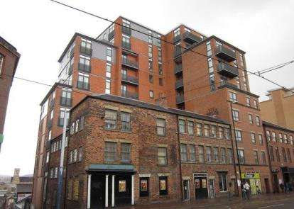 2 Bedrooms Flat for sale in Morton Works, 94 West Street, Sheffield, South Yorkshire