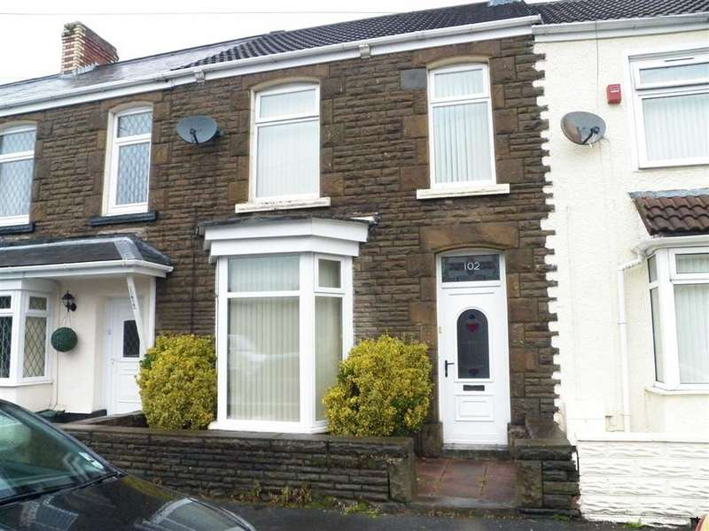 3 Bedrooms Property for sale in Fern Street, Cwmbwrla